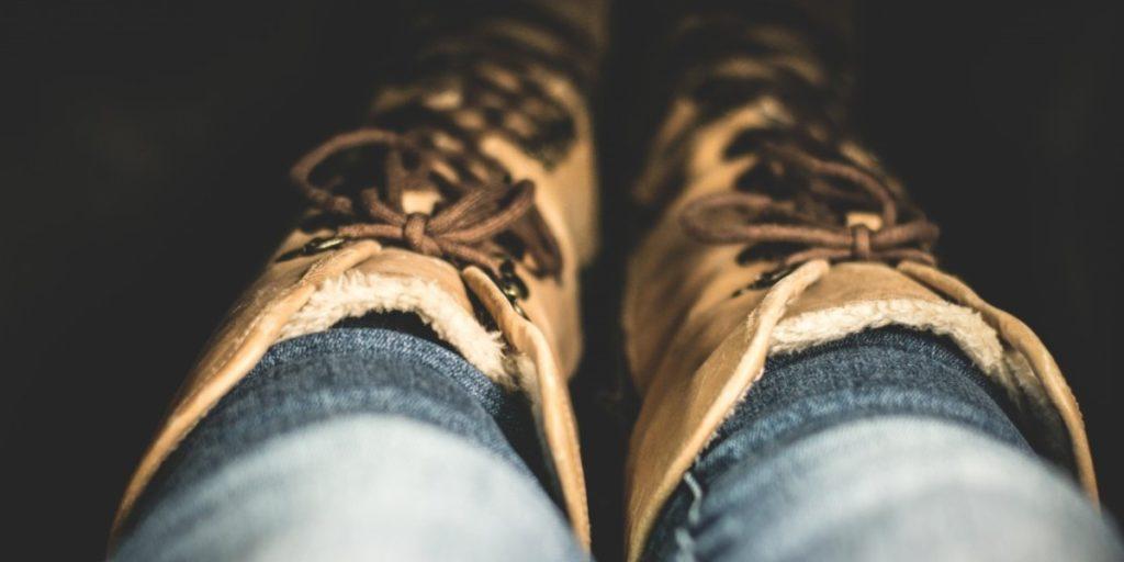 wallking boots